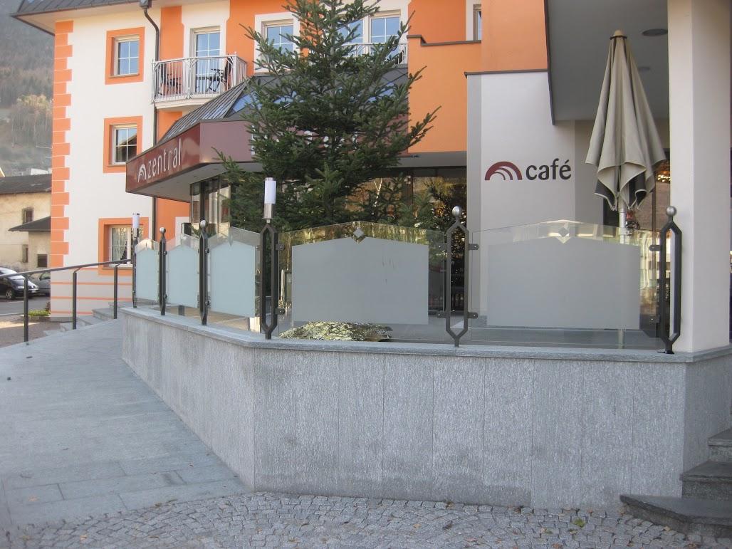 Zäune des Armin Gritsch in Prad im Vinschgau